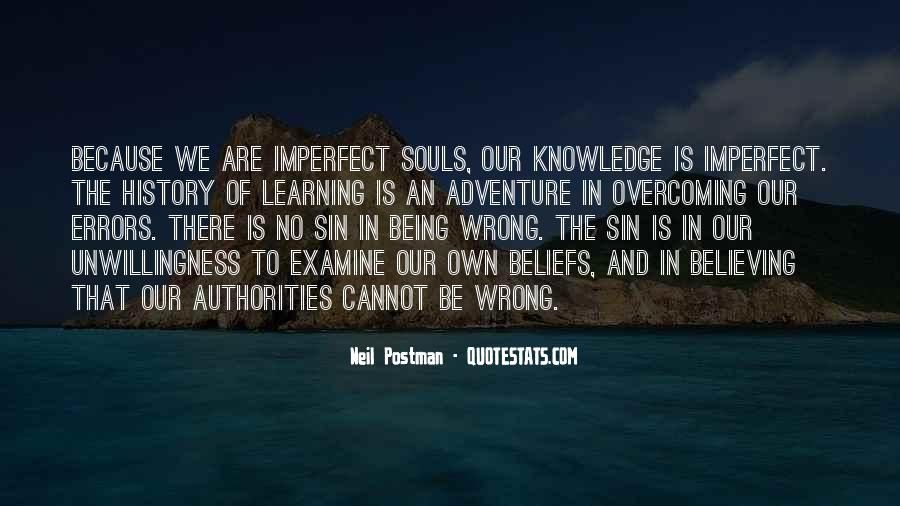 top we are imperfect quotes famous quotes sayings about we