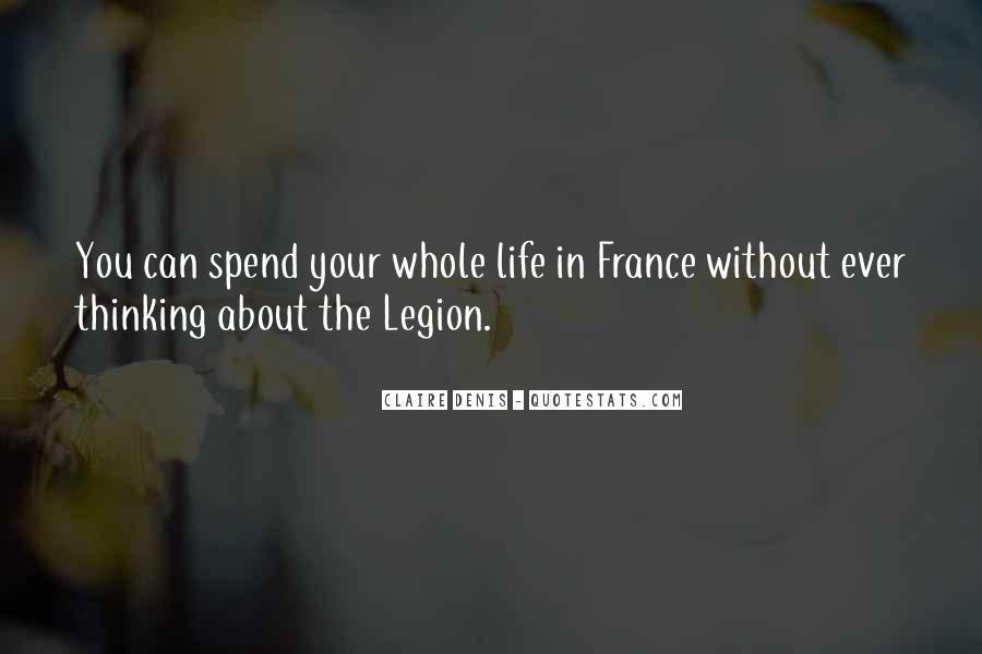We Are Legion Quotes #111043
