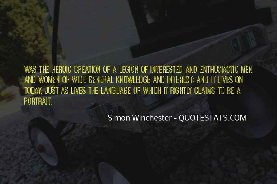 We Are Legion Quotes #518230