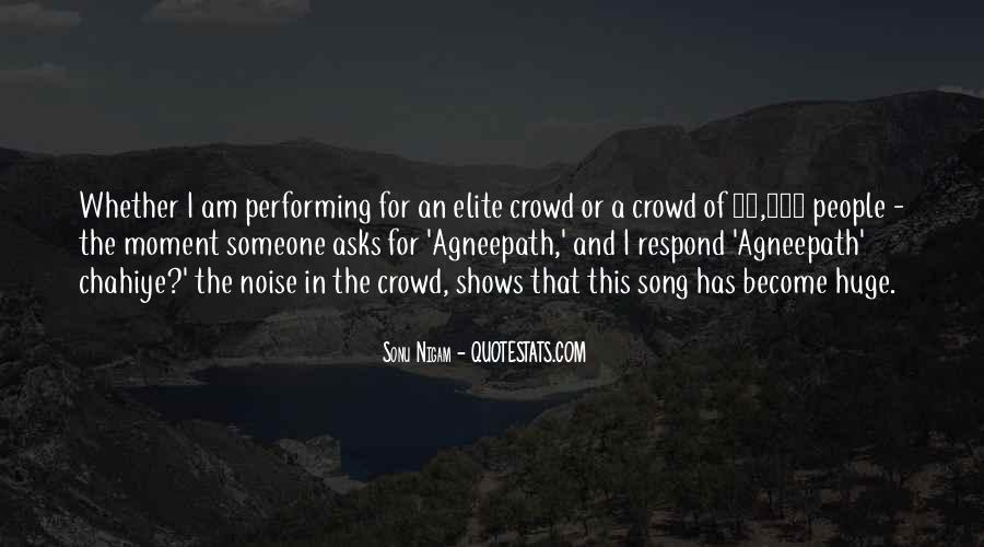 We Are The In Crowd Song Quotes #350500