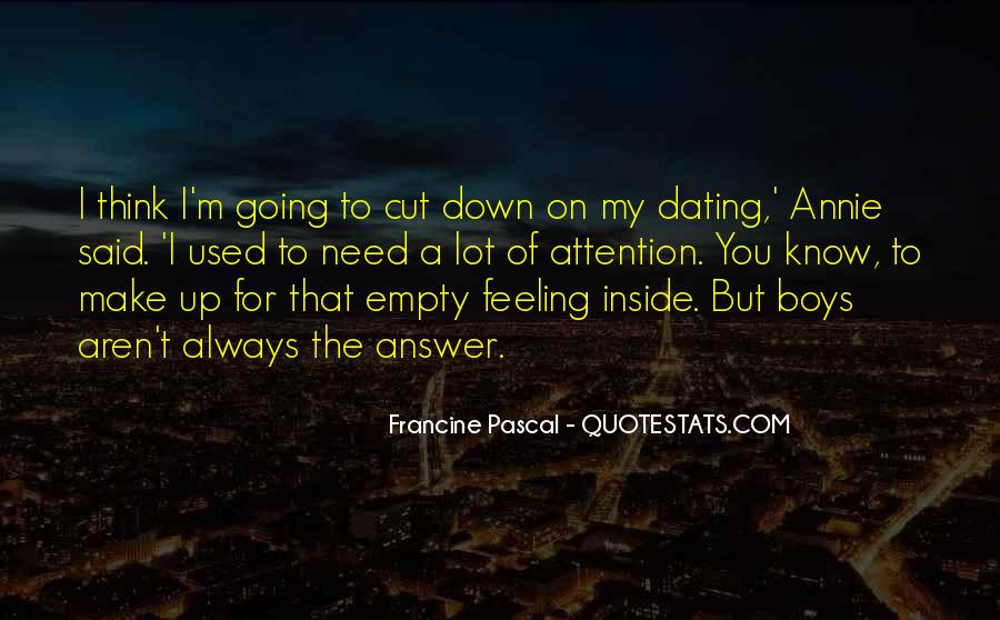 We Aren't Dating But He's Mine Quotes #1254391