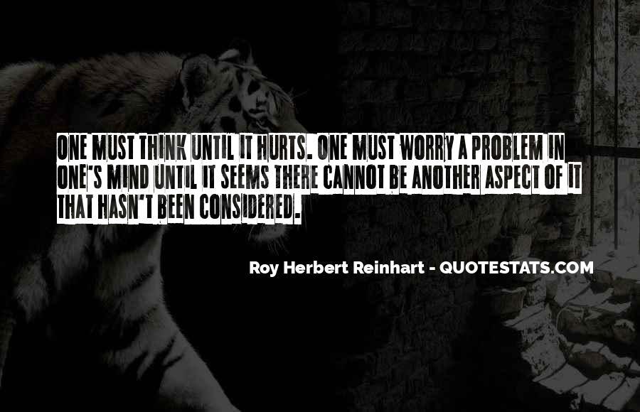 We Both Been Hurt Quotes #130578