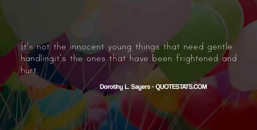 We Both Been Hurt Quotes #154672