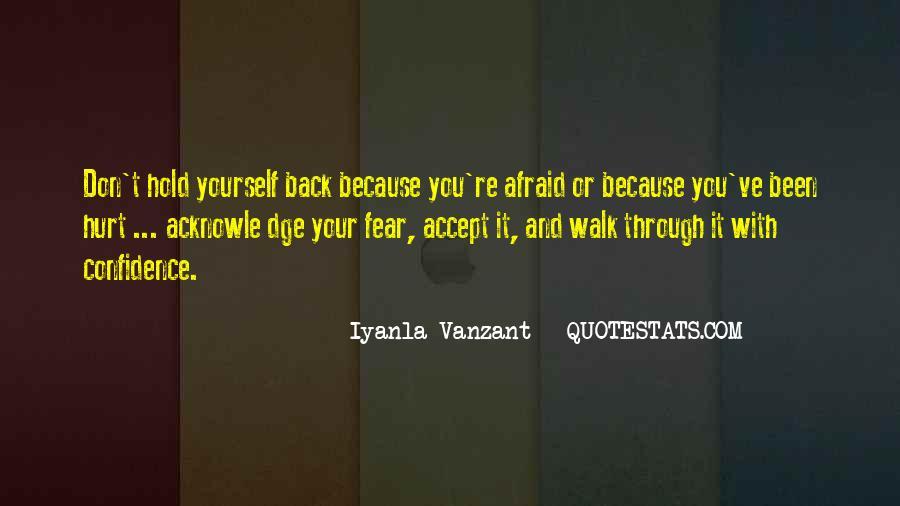 We Both Been Hurt Quotes #157091