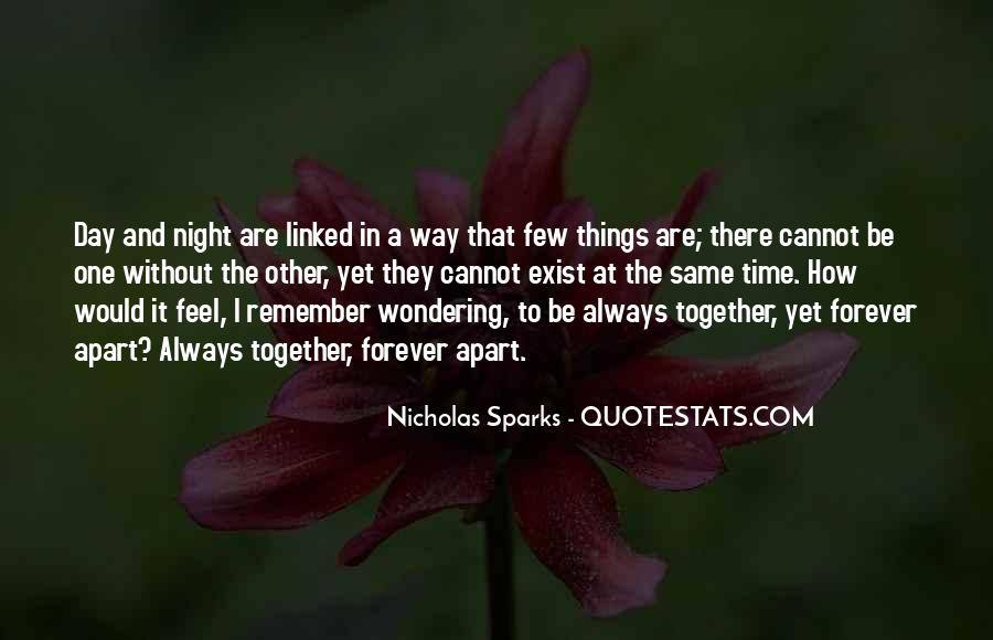 We Can Be Together Forever Quotes #25241