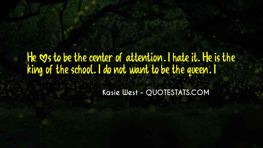 We Could Be King Quotes #1166