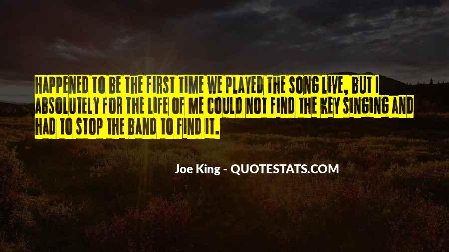 We Could Be King Quotes #1482242