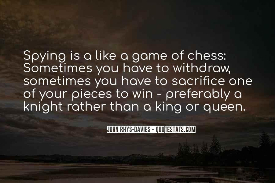 We Could Be King Quotes #4789