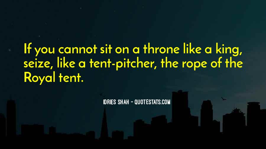 We Could Be King Quotes #4988