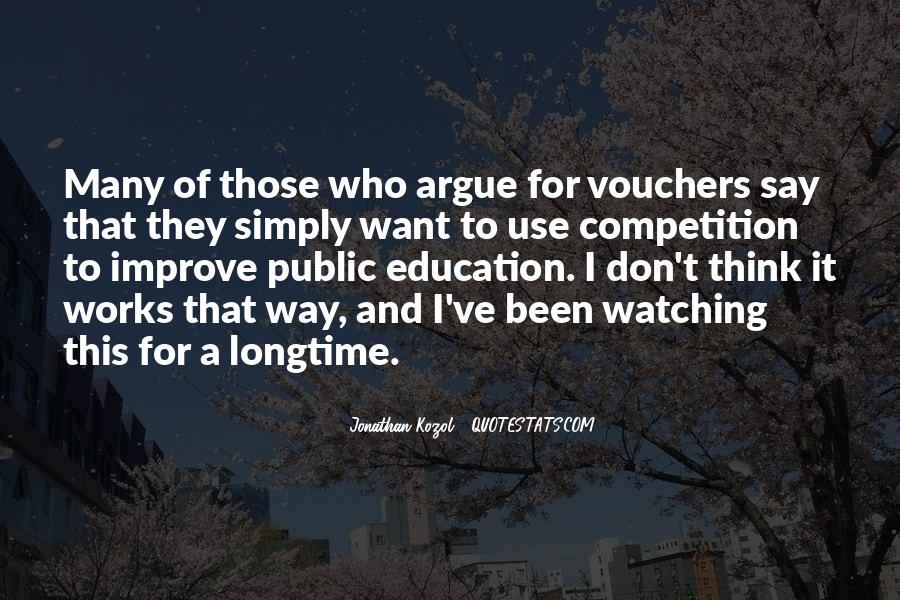 We Don't Argue Quotes #206162