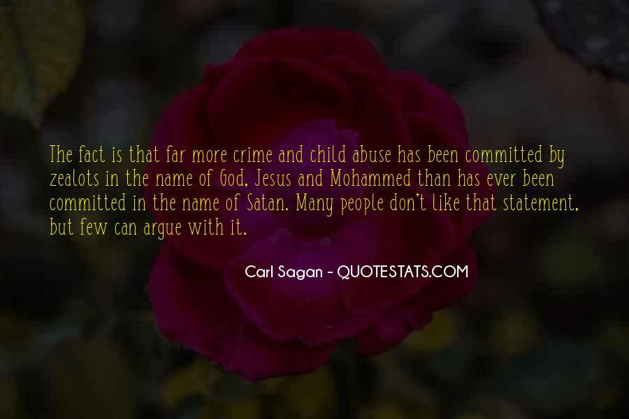 We Don't Argue Quotes #432471