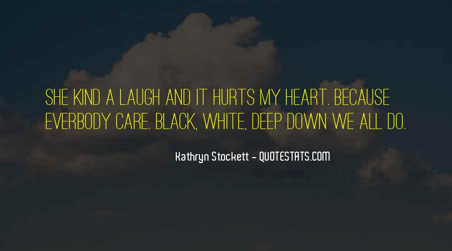We Laugh Because Quotes #176708