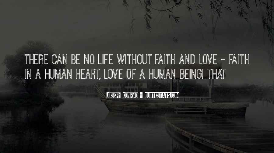 We Love You Conrad Quotes #144118