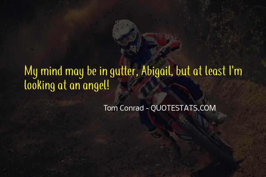 We Love You Conrad Quotes #300245