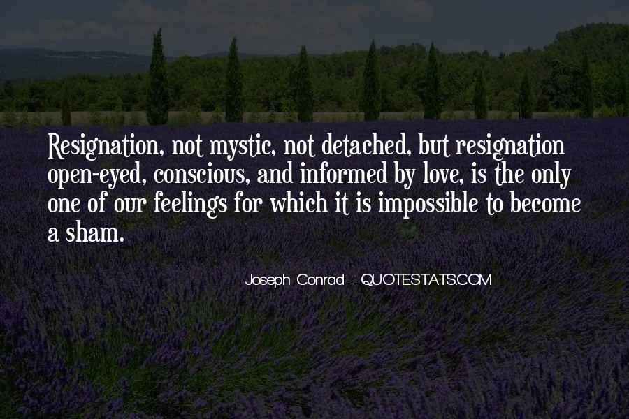 We Love You Conrad Quotes #341822