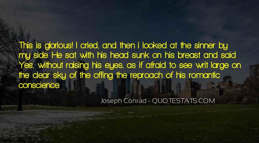 We Love You Conrad Quotes #666771