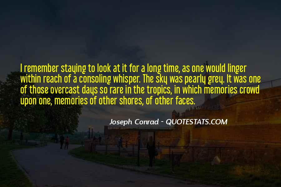 We Love You Conrad Quotes #689891