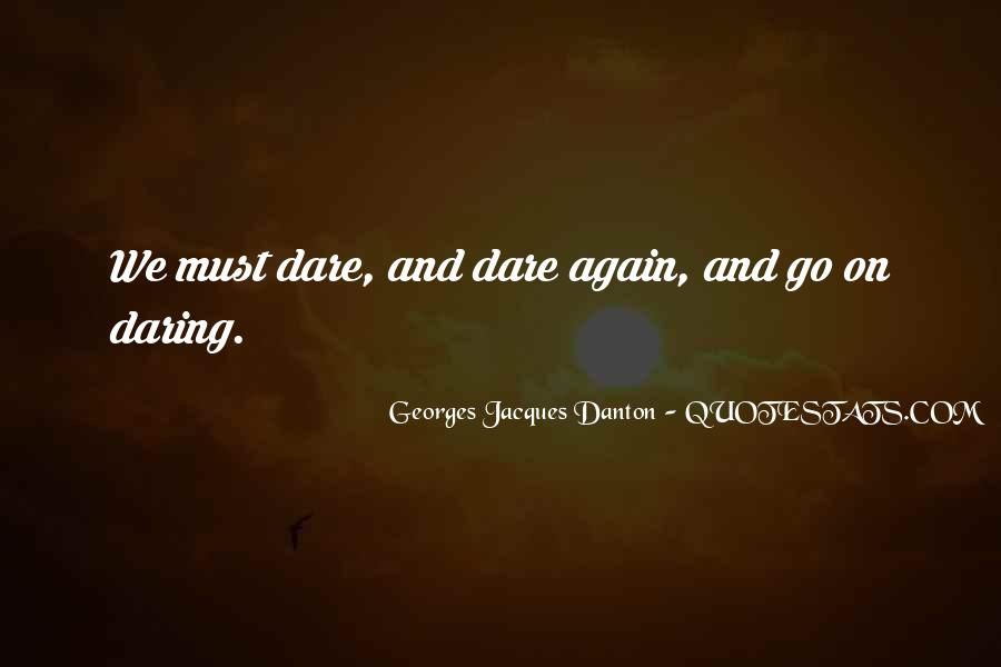 We Must Go On Quotes #1410356