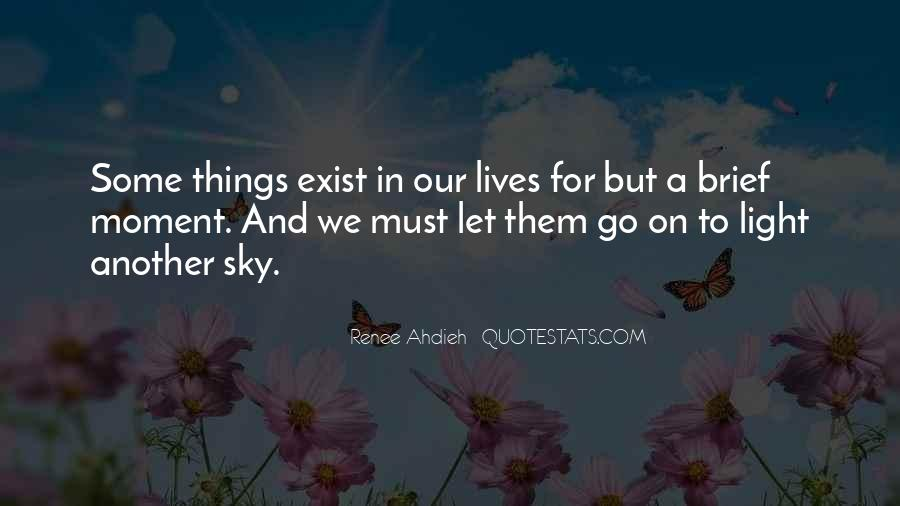 We Must Go On Quotes #1456166