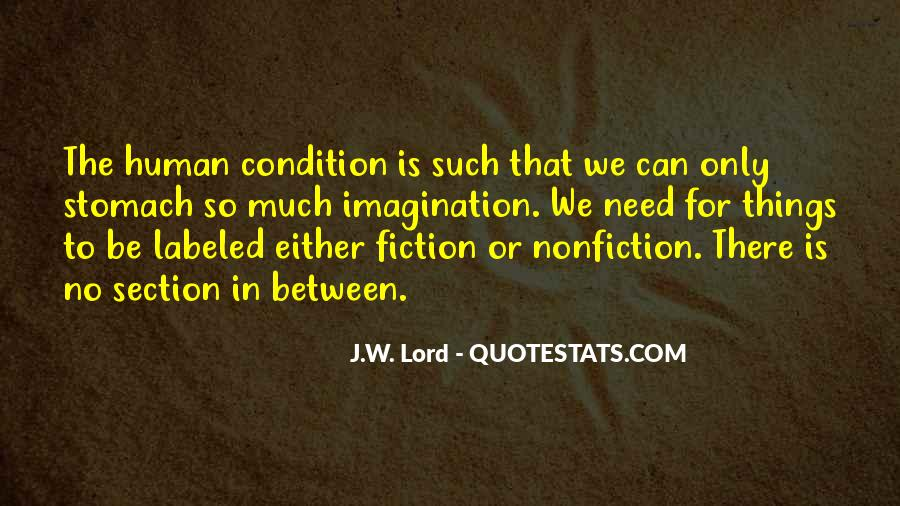We Need You Lord Quotes #202826