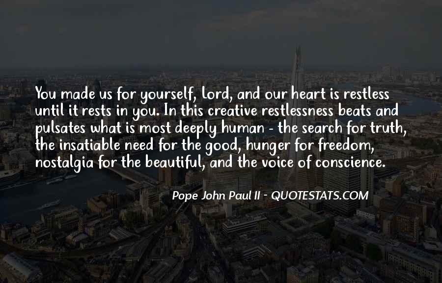 We Need You Lord Quotes #73305