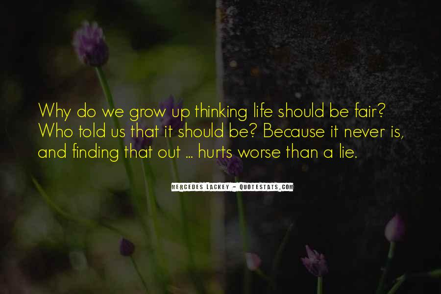 We Never Grow Up Quotes #1195284