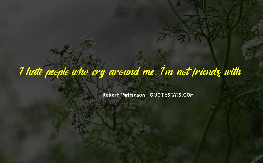 We Not Friends Anymore Quotes #40606