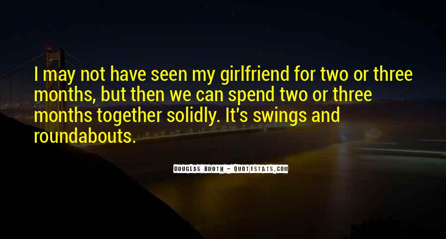 We Not Together But Quotes #388084