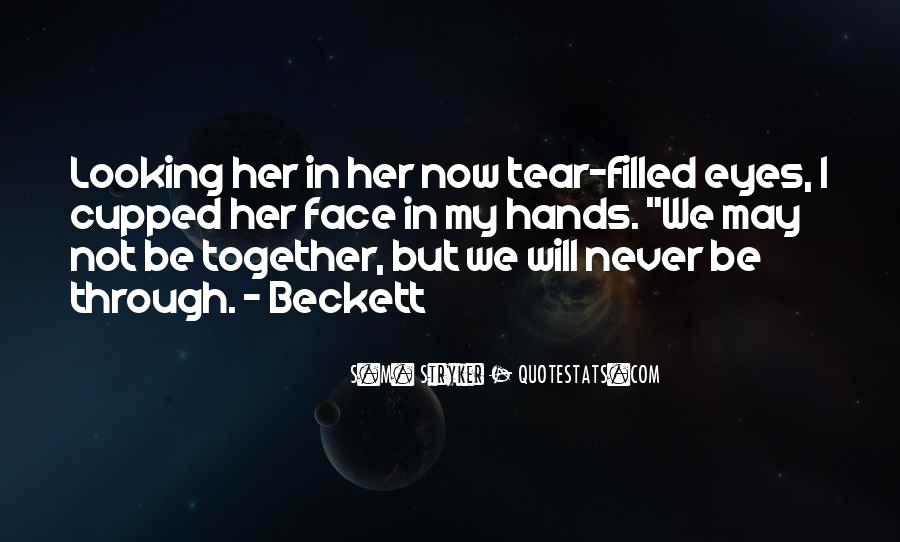 We Not Together But Quotes #482423