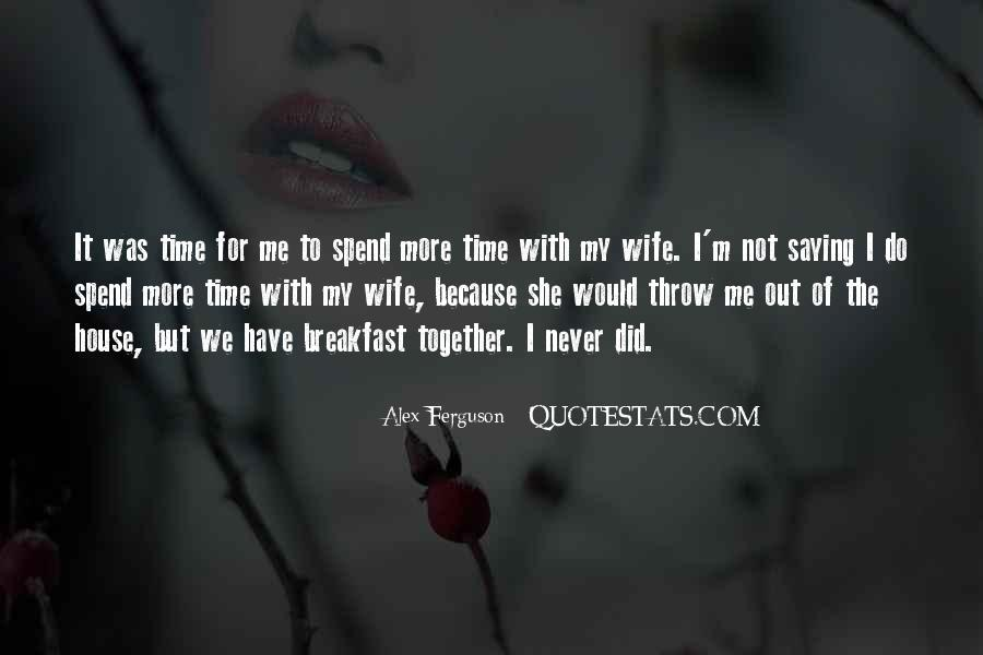 We Not Together But Quotes #605191