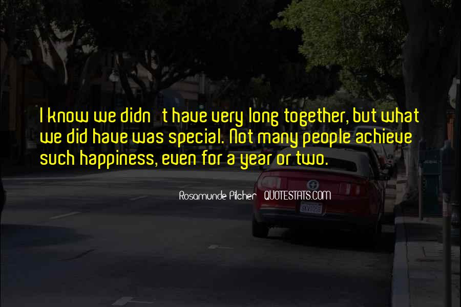 We Not Together But Quotes #93624