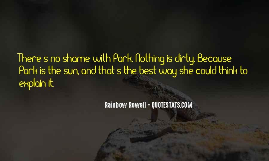 Quotes About Rainbow #23105