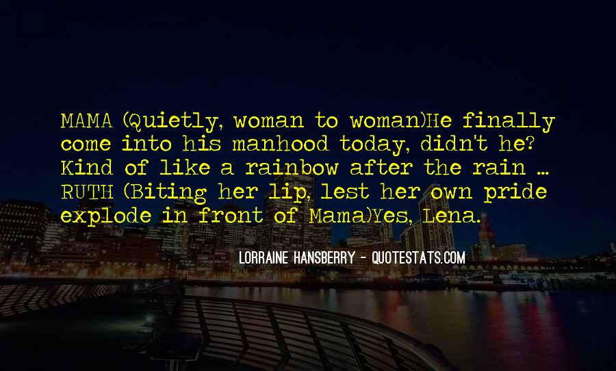 Quotes About Rainbow #28091