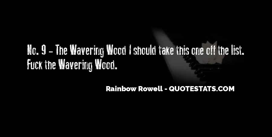 Quotes About Rainbow #3480