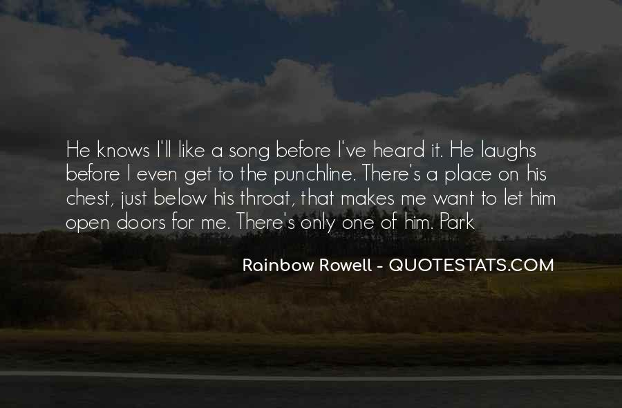 Quotes About Rainbow #3802