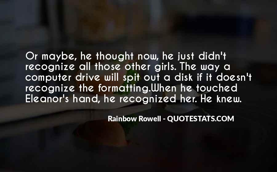 Quotes About Rainbow #39804