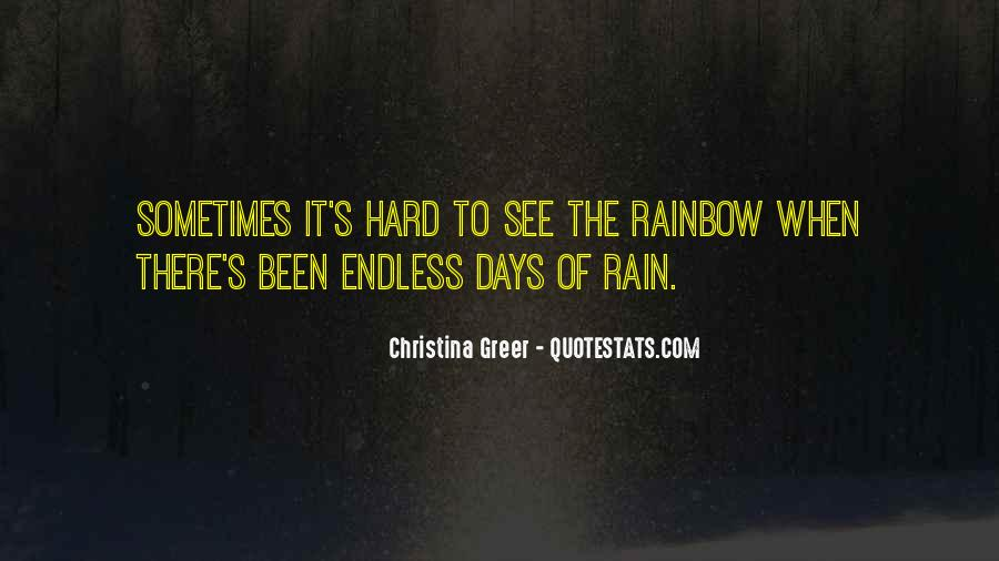 Quotes About Rainbow #50183