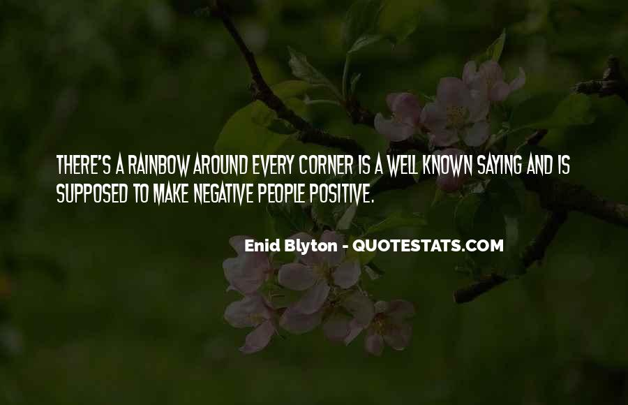 Quotes About Rainbow #66614