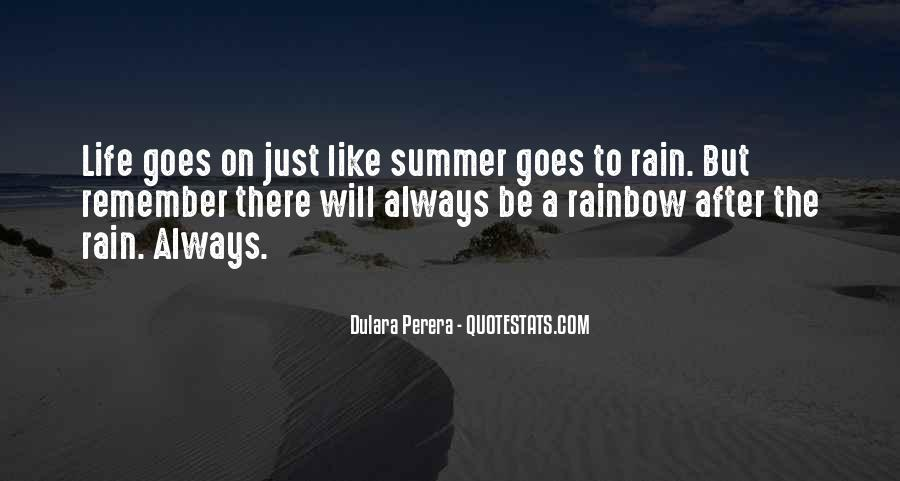Quotes About Rainbow #8108