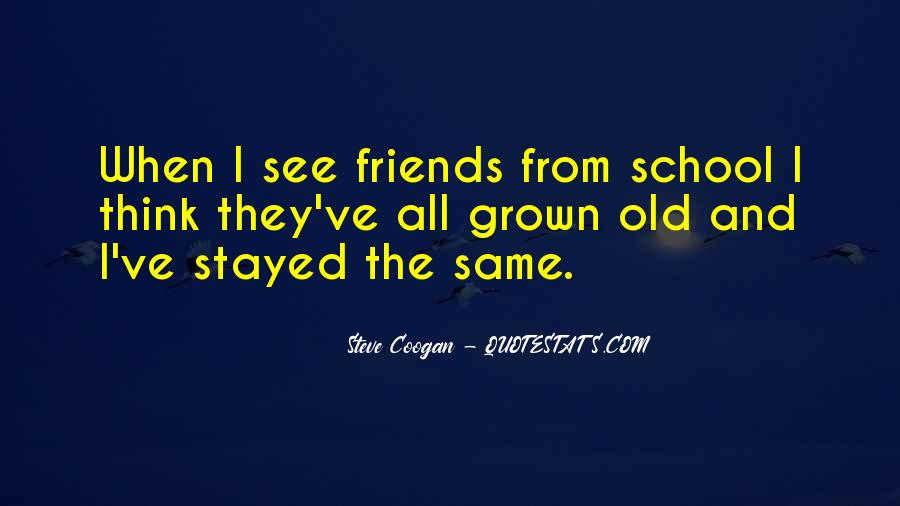 We Should Have Stayed Friends Quotes #1701232