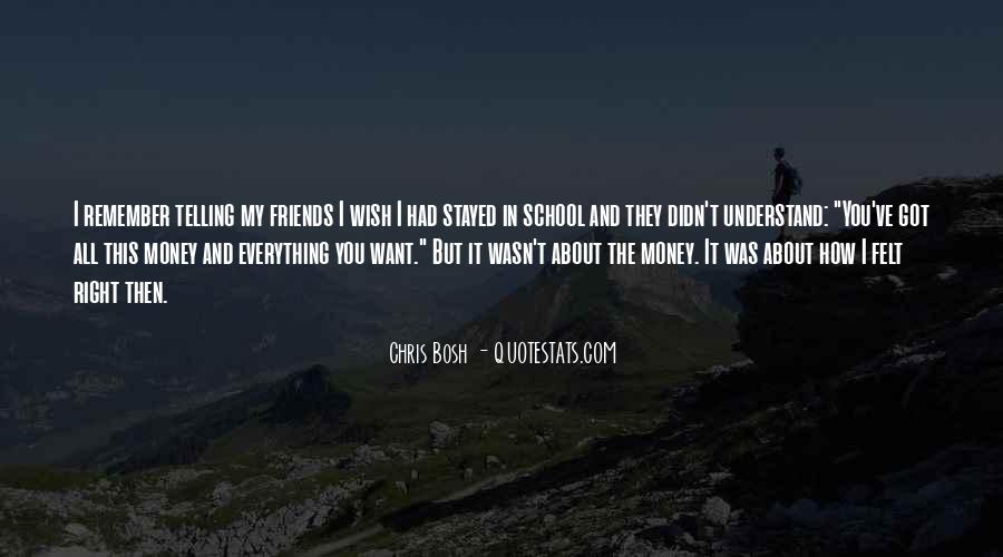 We Should Have Stayed Friends Quotes #170675