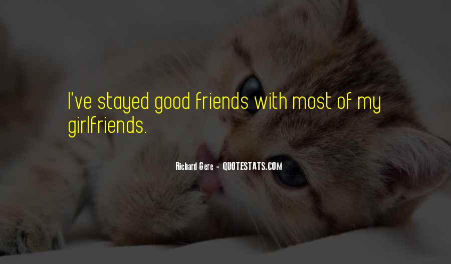 We Should Have Stayed Friends Quotes #670500