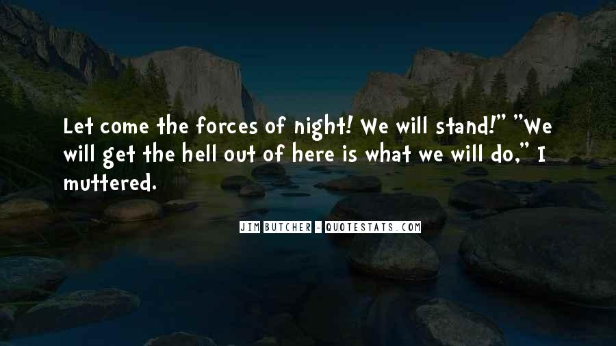 We Stand Out Quotes #1132997