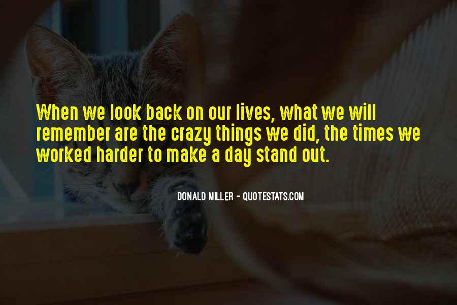 We Stand Out Quotes #246138