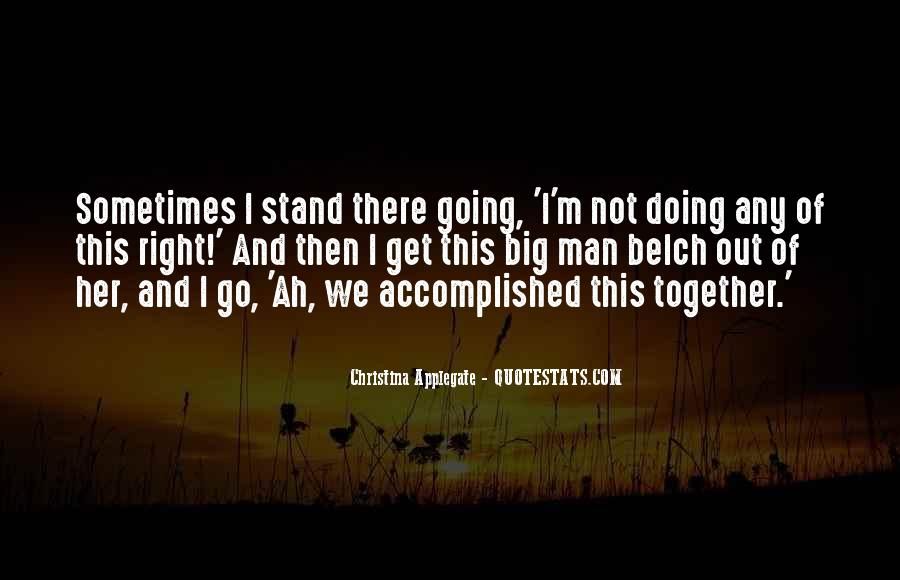 We Stand Out Quotes #364909