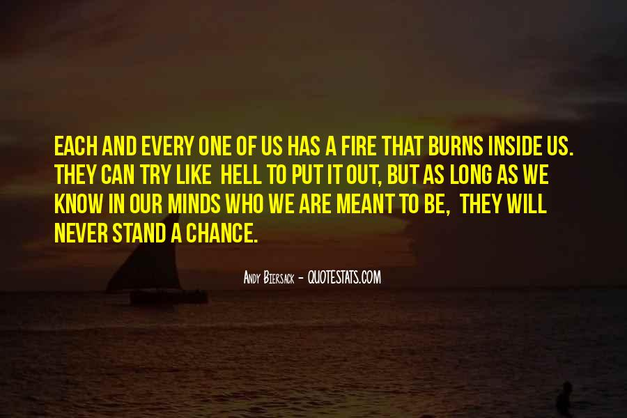 We Stand Out Quotes #387920