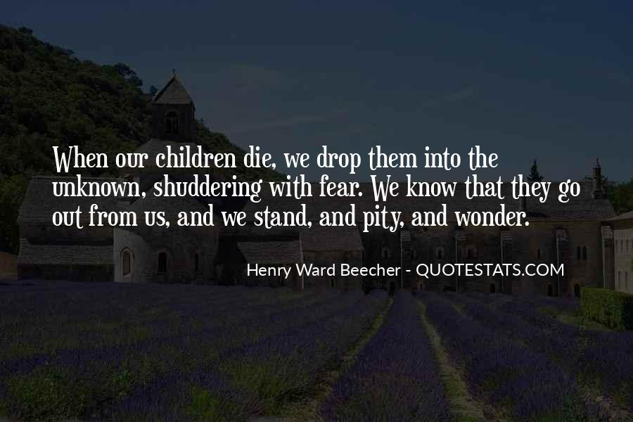 We Stand Out Quotes #502151