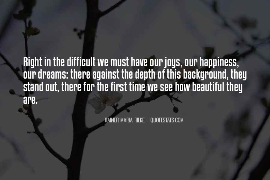 We Stand Out Quotes #517005