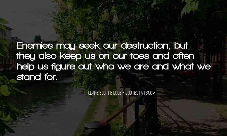 We Stand Out Quotes #706597