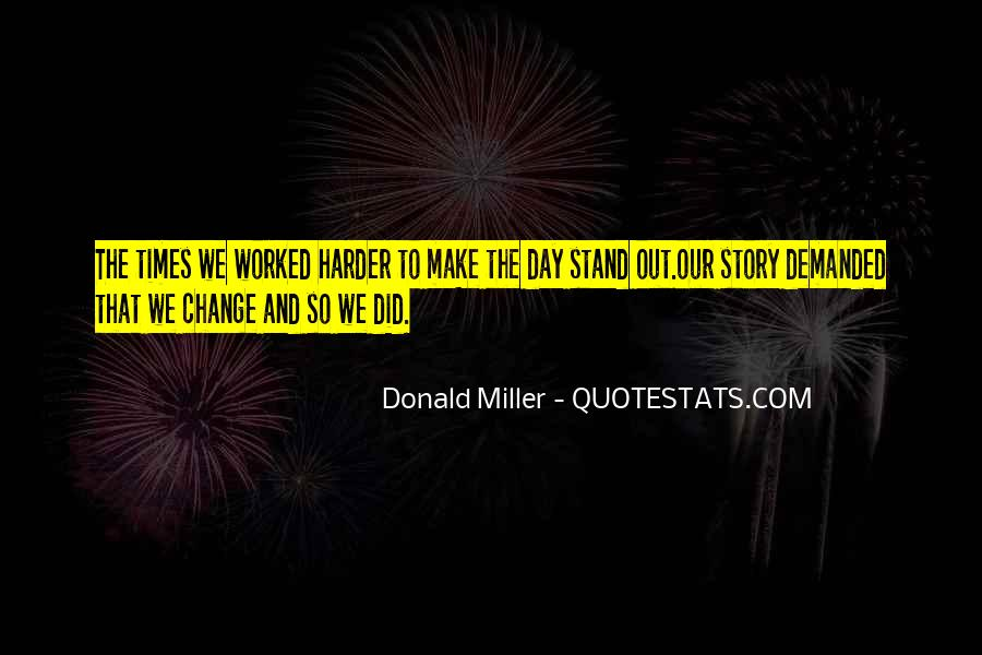 We Stand Out Quotes #946864